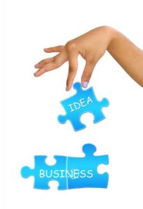 BigWords - providing copywriting ideas for your business - represented by puzzle pieces