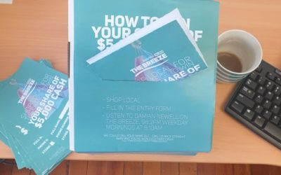 Fiona's five tips to help you win with The Breeze Dunedin 'Shop Local' promotion